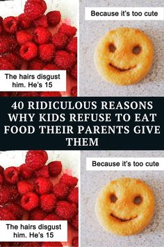 There are plenty of picky kids in the world. There are also plenty of excuses. These kids may have found some of the strangest excuses for avoiding particular foods. Thankfully, via the magic of the internet, their parents have shared those excuses with the world. Here are the best ones around: