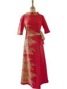 Bio-Damenkleid Farnfantasie Fair Trade, High Neck Dress, Dresses, Fashion, Curve Dresses, Women's, Turtleneck Dress, Vestidos, Moda