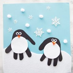 winter crafts for kids preschool ~ winter crafts for kids preschool . winter crafts for kids preschool simple . winter crafts for kids preschool snowman . winter crafts for kids preschool easy Kids Crafts, Winter Kids, Christmas Crafts For Kids, Holiday Crafts, Craft Projects, Arts And Crafts, Paper Crafts, Kids Winter Crafts, Kids Diy