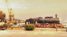 Awesome old train #tulcea #romania
