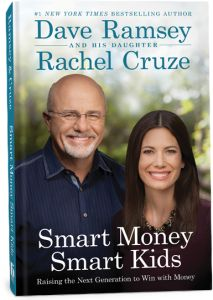 The First Step in Teaching our Kids about Money - book review of Smart Money, Smart Kids by Dave Ramsey