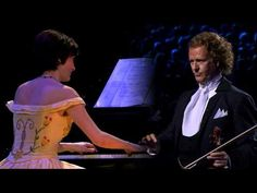 "André Rieu & The Johann Strauss Orchestra performing ""Ballade pour Adeline"" live in Vienna. Taken from André Rieu's breathtaking live spectacle on DVD and Bl..."