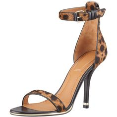 Givenchy Calf-Hair Sandal ($850)