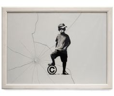 Banksy Website New Update, May 2012