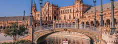 What comes to mind when you think of Seville, Spain? My first thought is how beautiful the city is, with large green spaces, tropical parks and gorgeous architecture. This is why I want to share my Seville photography with you. Best Places To Live, Andalusia, The Good Place, The Neighbourhood, Florida, California, Mansions, House Styles, City