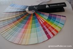 Picking paint colors is some folks' favorite part of a space makeover, but it can also be the most challenging.