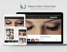 """Check out new work on my @Behance portfolio: """"Beauty Salon Redesign"""" http://be.net/gallery/41640477/Beauty-Salon-Redesign"""