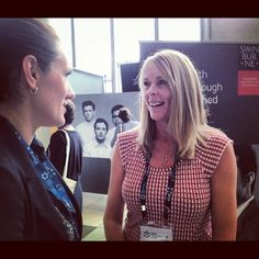 Swinburne was a sponsor of the World Public Relations Forum (WPRF)in Melbourne, attended by more than 800 delegates from across the globe. The forum, from Sunday 18 November to Tuesday 20 November, was held at Melbourne Convention Centre. Swinburne's Kathy Thomas (pictured) was on hand to talk to industry professionals about our postgraduate courses.Swinburne's Professor Shirley Leitch presented a keynote address at the WPRF's research colloquium.