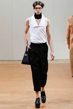J.W. Anderson | Fall 2014 Menswear Collection | Style.com