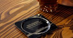 For St. Patrick's Day, This Agency Made Metal Bar Coasters From Wrecked Cars – Adweek
