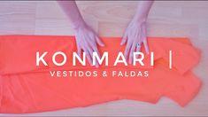 Cómo doblar vestidos & faldas   Método KonMari por Marie Kondo