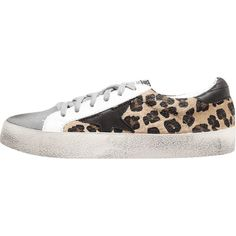 Black Leopard Print 38 Leopard Print Star Color Block Skate Shoes ($25) ❤ liked on Polyvore featuring shoes, sneakers, gamiss, black leopard shoes, leopard sneakers, leopard print sneakers, black shoes and star shoes