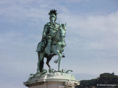 Estátua equestre de D. José I de Portugal, Lisboa (Terreiro do Paço)