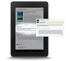 Goodreads | Blog Post: Love Your Fire Tablet? We Have New Goodreads Features For You! (U.S., Canada & Australia)