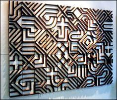 Nancy Mccroskey -- Ceramic Murals
