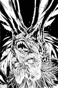Batman #614 - The Joker by Jim Lee