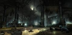 Rise of the Tomb Raider - Yohann Schepacz - Flooded Archive