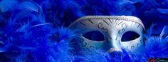 Masquerade Mask Facebook Covers