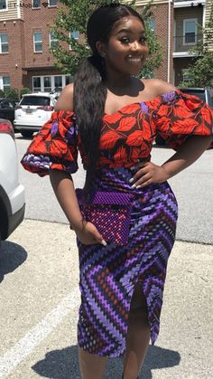 The Most Popular African Clothing Styles for Women in 2018 african print dress, African fashion, Ank Ankara Dress Styles, Kente Styles, African Print Dresses, African Dresses For Women, African Attire, African Wear, African Women, African Prints, Ankara Tops