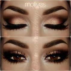 Wedding makeup smokey brown eye make up 63 ideas Cute Makeup, Gorgeous Makeup, Pretty Makeup, Makeup Looks, Cheap Makeup, Perfect Makeup, Anastasia Beverly Hills Cejas, Makeup Inspo, Makeup Inspiration
