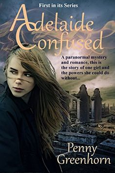 Adelaide Confused (Empath Series Book 1) by [Greenhorn, Penny]