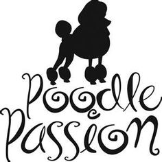 poodle passion oh yeah!!  This is US!!!!