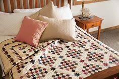 Love Worn Quilt Pattern