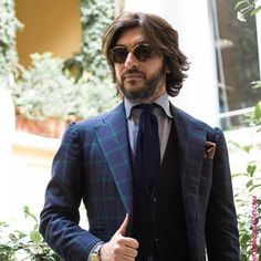 gentlemenwear: Be inspired by Nicola Ricci! Photo by The Bespoke Dudes Eyewear. Follow us on TUMBLR and INSTAGRAM!