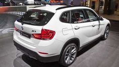 2017 BMW X1 - release date