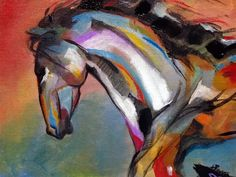 Equine Artists International: Horse Painting in the Studio with Laurie Pace
