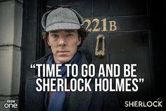 Sherlock; Benedict Cumberbatch