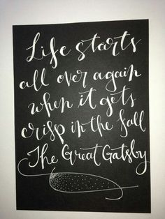 Quotes From The Great Gatsby Impressive The Great Gatsby Quote On 6 X 6 Inch Canvasinkandpenshop $25.00 .
