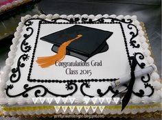 Image result for High Schools Graduation Cakes Design