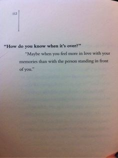 You're just somebody that I used to know (27 photos)
