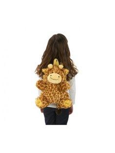 Giraffe Backpack from @JustPretendKids