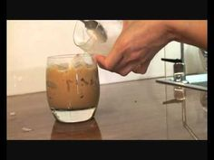 How to make Vietnamese Coffee with bubble tea bubbles! I tried this at my favorite Vietnamese restaurant recently and fell in LOVE. If you've never tried this delicious treat before, you MUST!
