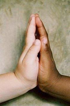 Mãos de Amor - Ensine os seus filhos a Dizer NÃO ao Racismo.