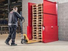 Erkon brengt de Finse Ferroplan Palletautomaat op de Nederlandse markt.
