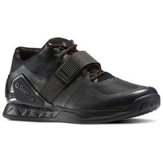 a61f9681693 NEW Reebok CrossFit Transition CVT mens shoe cross trainer lifter black 9