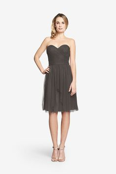 CASS BRIDESMAID DRESS