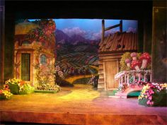 Wizard Of Oz Set Design   Google Search