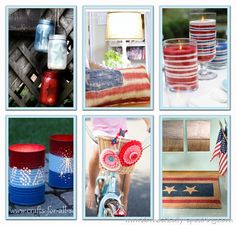 For the LOVE of… Red, White & Blue