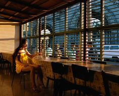 philip lorca dicorcia. That lightttttttt. Strong contrast with exterior blue and interior tungsten. Cafe scene.