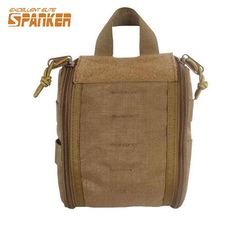 Military Tactical Molle EMT Emergency Medical First Aid Utility Pouch Outdoor Sports Airsoft Hunting Survival Gear
