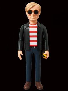 Colección Andy Warhol Vinyl por Medicom Toy | La Miscelánea