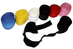 Pro boxing hand wraps bandages inner #punch bag gloves #wrist palm straps #cotton,  View more on the LINK: http://www.zeppy.io/product/gb/2/261242500089/