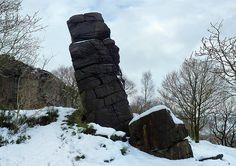 Rock: snow 26-01-13
