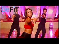 Dancing With the Stars: Samba Dance Workout (+playlist)