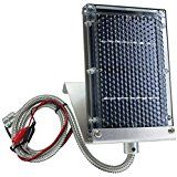 Cheap Wgi Innovations/Ba Products SP-6V1 Solar Panel to Recharge Feeder Battery 6-Volt deals week