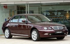 First Rover 75 First Rover 75 - 1998 Wedgewood Blue Rover 75 Connoisseur SE The first Rover 75 was built with a future ahead of it. Car Makes, Great British, Go Kart, Old Cars, Motor Car, Concept Cars, Cars And Motorcycles, Dream Cars, Antique Cars